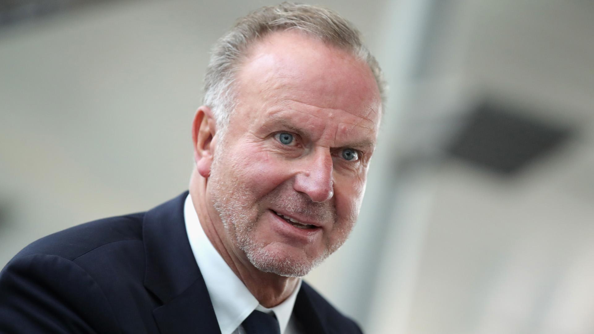 Karl-Heinz Rummenigge Bayern München 2018
