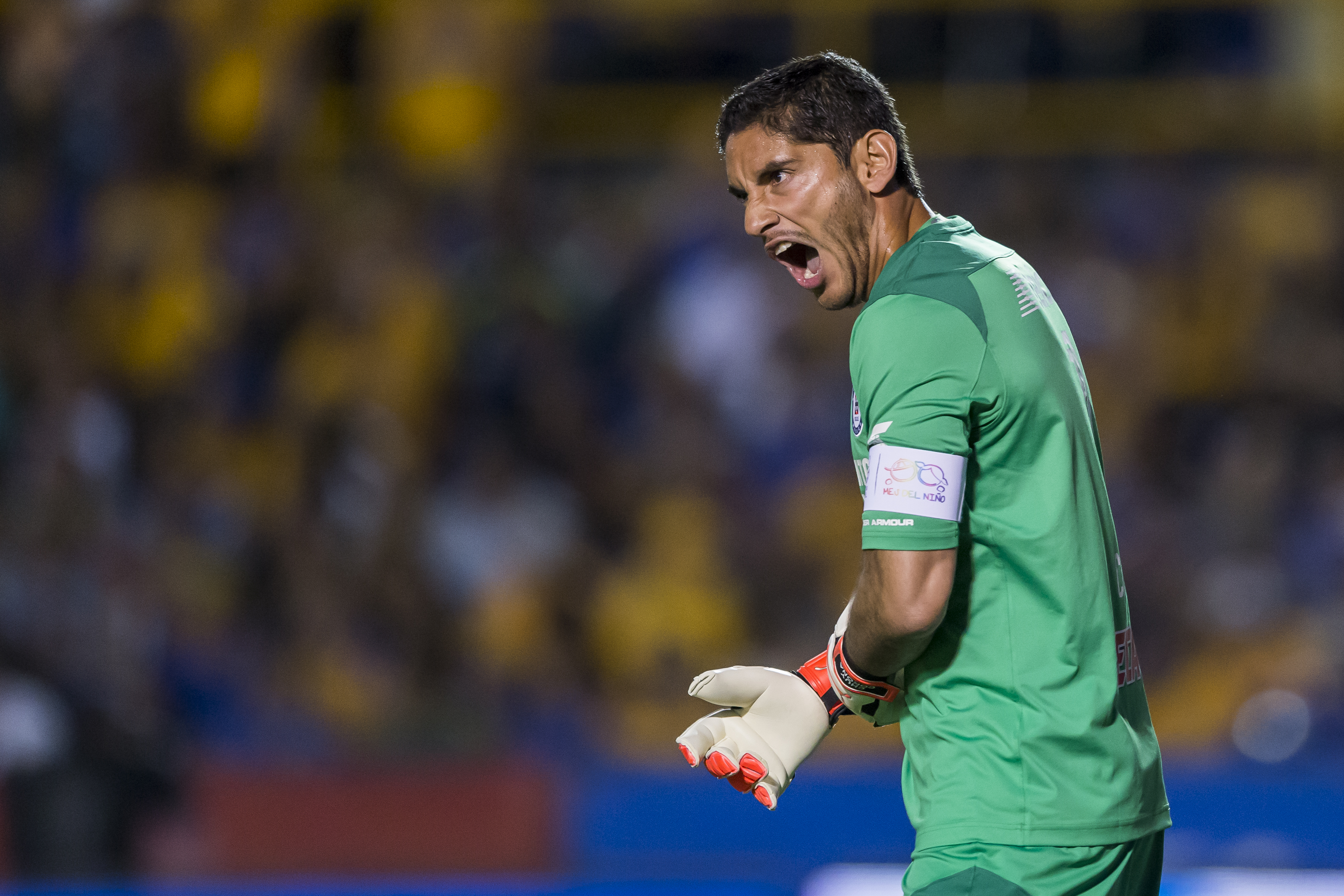 Jesús Corona Cruz Azul Liga MX