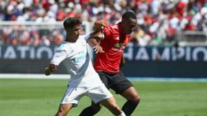 Anthony Martial Hakimi Achraf Manchester United Real Madrid ICC