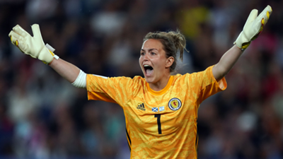 Lee Alexander Scotland Women's World Cup 2019