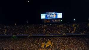 Boca Juniors La 12 Protesta Arsenal 30042017
