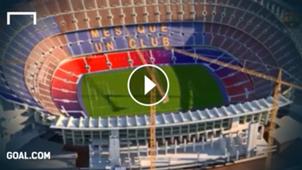 GERMANY ONLY Camp Nou