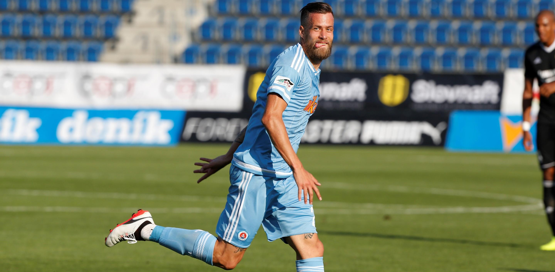 Jakub Mares Slovan Bratislava