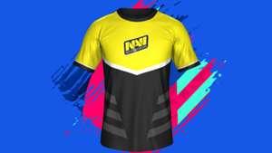 NA'VI FIFA 19 esports kits 1920 x 1080