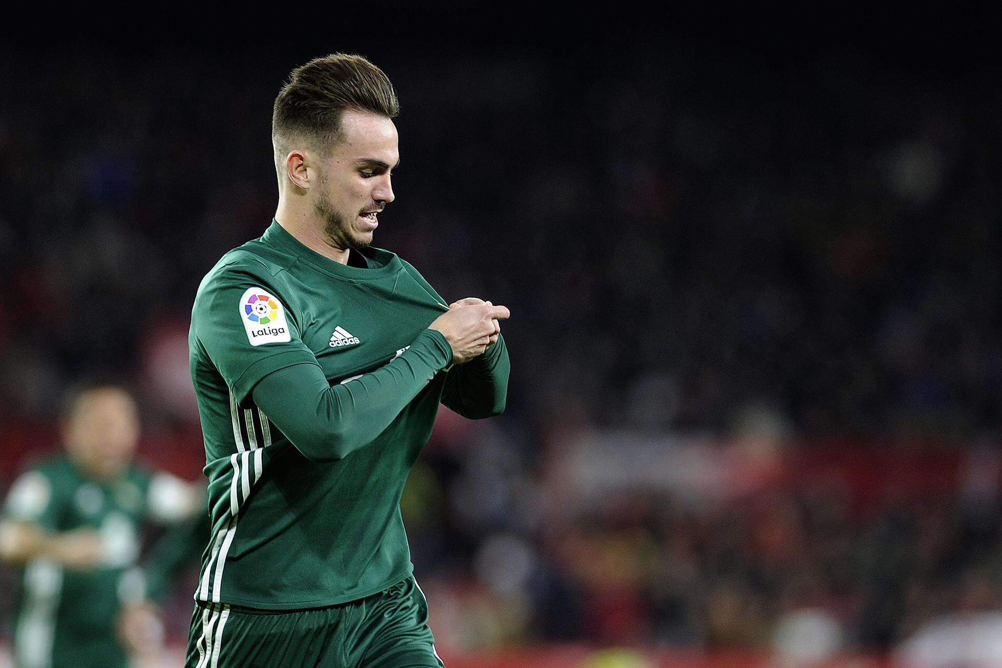 Calciomercato Roma, Monchi segue Fabian Ruiz del Betis Siviglia