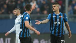 Mancini celeb Atalanta Inter
