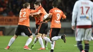 Vincent Le Goff Lorient Bordeaux Ligue 1 20052017