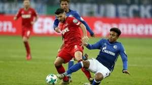 FC Schalke 04 1. FC Köln DFB Pokal 19122017