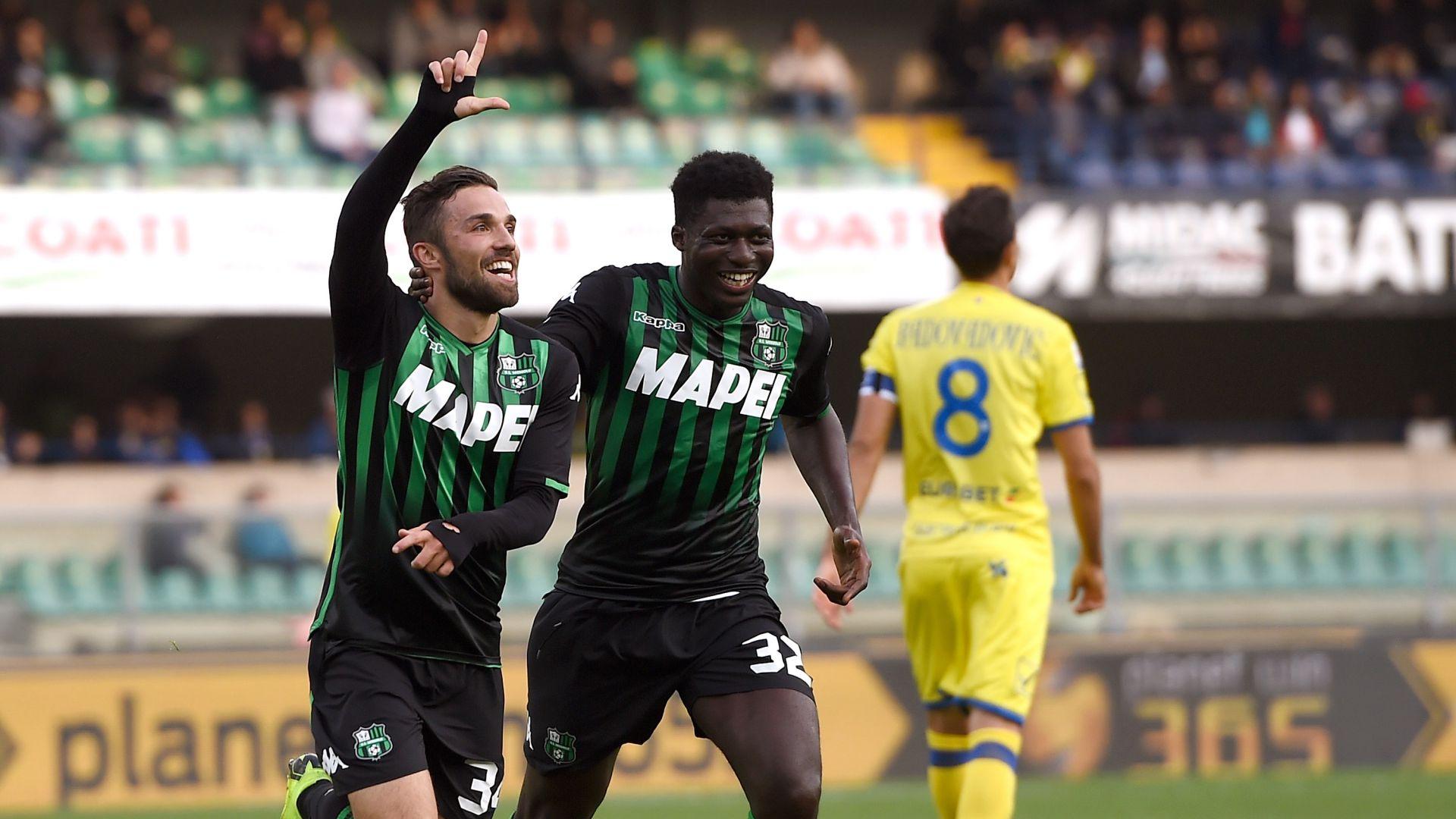 Di Francesco Duncan - Chievo Sassuolo