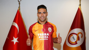 Radamel Falcao Galatasaray 2019