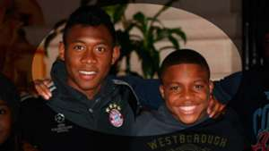David Alaba Ronald Sobowale