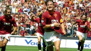 Francesco Totti Roma 2001