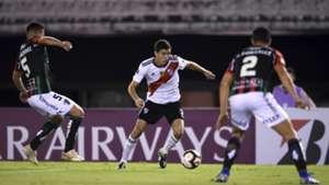 River Palestino Nacho Fernandez Copa Libertadores 130319