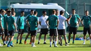 DFB Elf Training 15062018