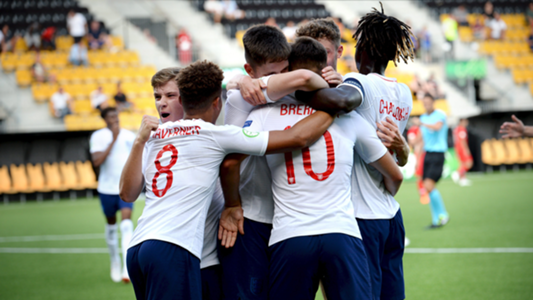 England U19 European Championship 2017