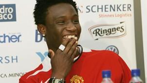 John Obi Mikel Manchester United