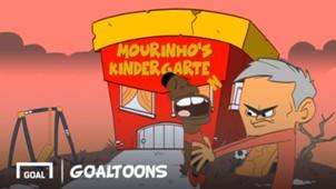 Jose Mourinho GOALTOONS GFX