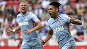 Radamel Falcao Kamil Glik Dijon Monaco Ligue 1 13082017