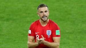 Jordan Henderson England World Cup