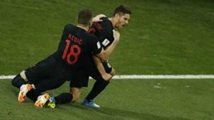 russia croatia - ante rebic andrej kramaric - world cup - 07072018