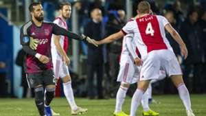 Kostas Lamprou Matthijs de Ligt Ajax 12082018