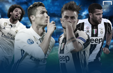 JUVENTUS REAL MADRID TV FREE