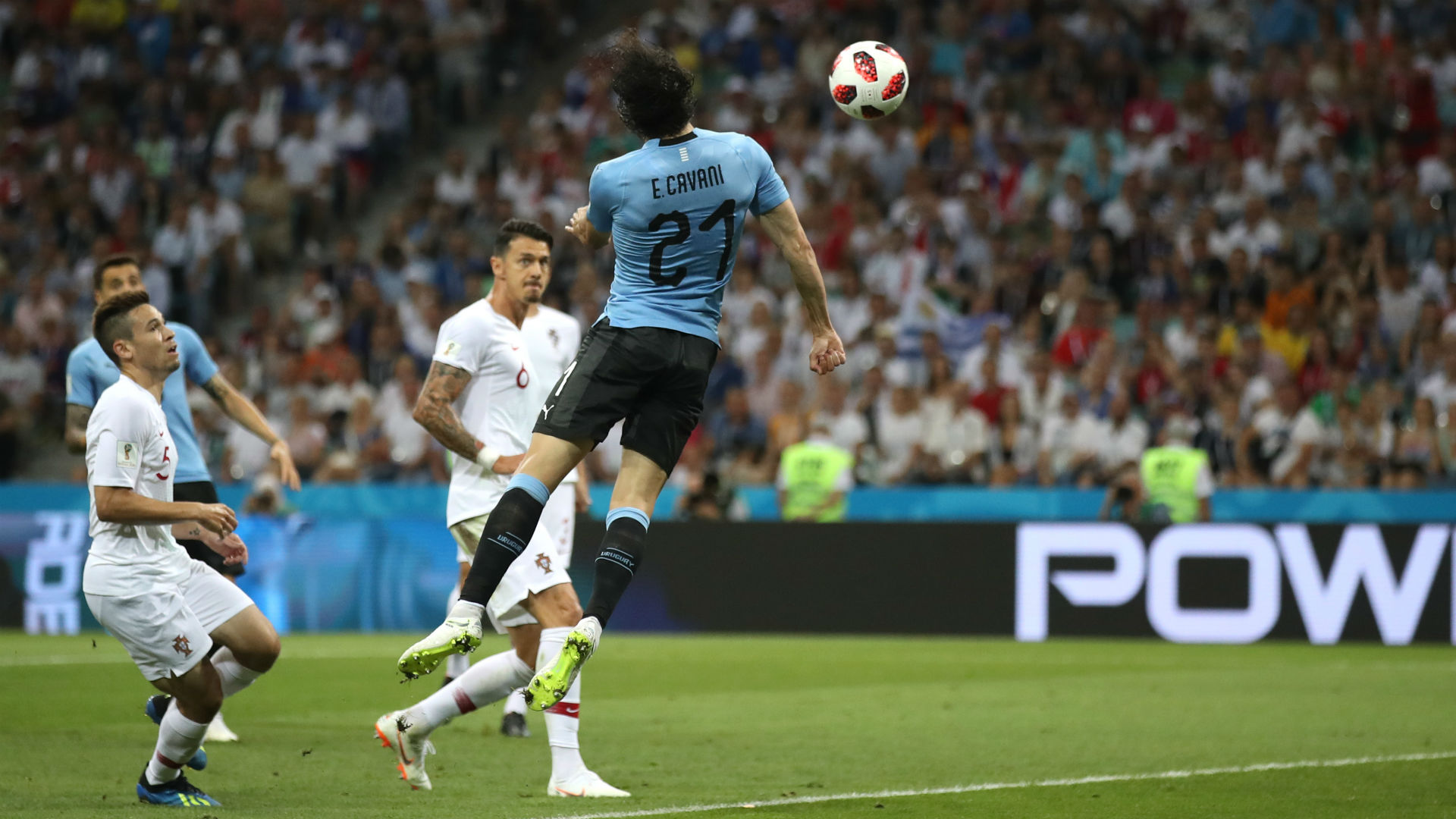 Cavani Uruguai Portugal Copa do Mundo 30 06 2018