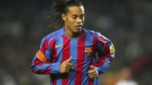 Ronaldinho Barcelona 2005