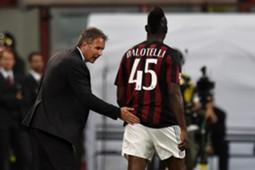 Mihajlovic & Balotelli
