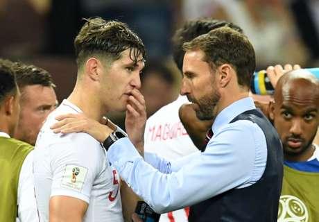 Gerrard hails Southgate's England