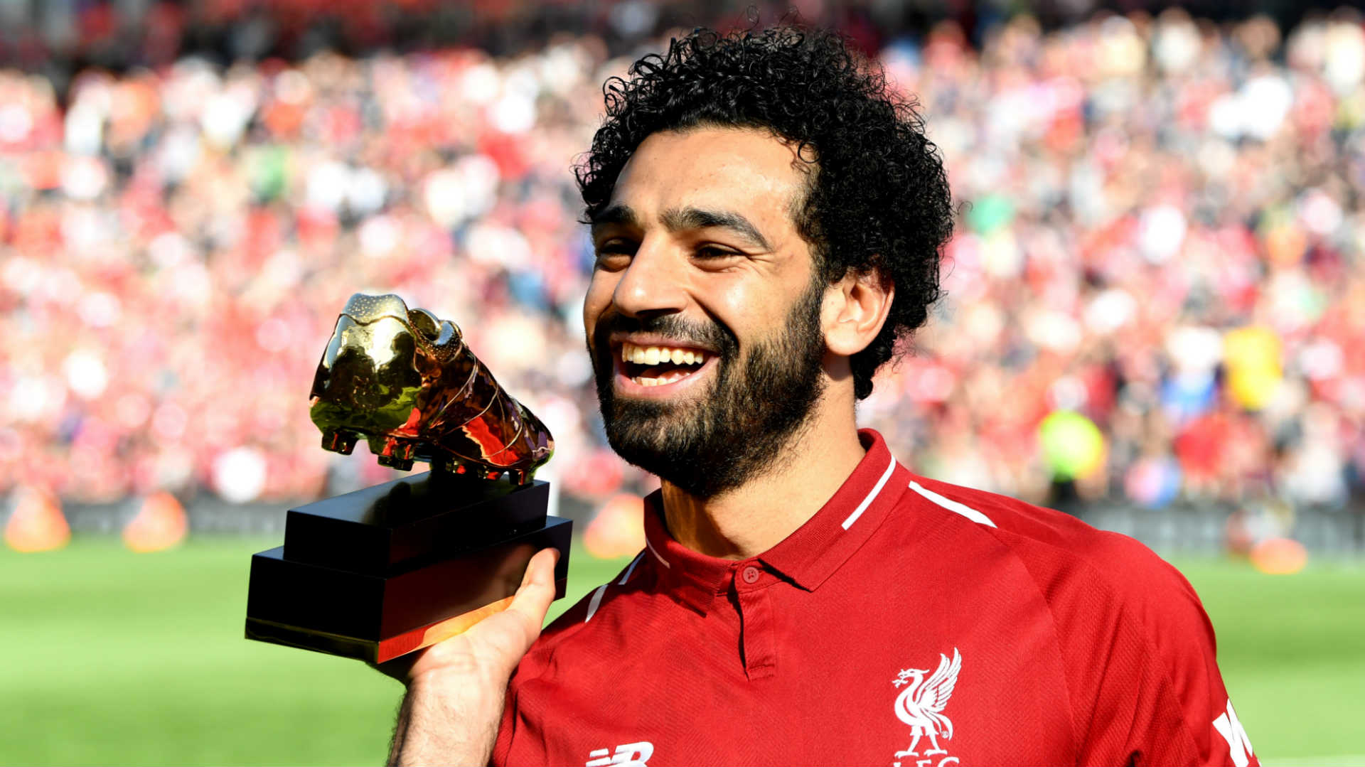 محمد صلاح أفضل لاعب في إنجلترا