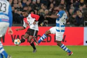 Cuco Martina Feyenoord De Graafschap 9/2/19