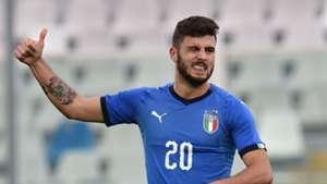 Patrick Cutrone Italy
