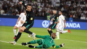 Mohammed al-Nuqbi Cristiano Ronaldo Real Madrid Al Jazira Club World Cup 13122017