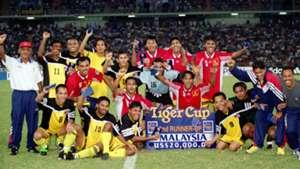 Malaysia, Tiger Cup 2000
