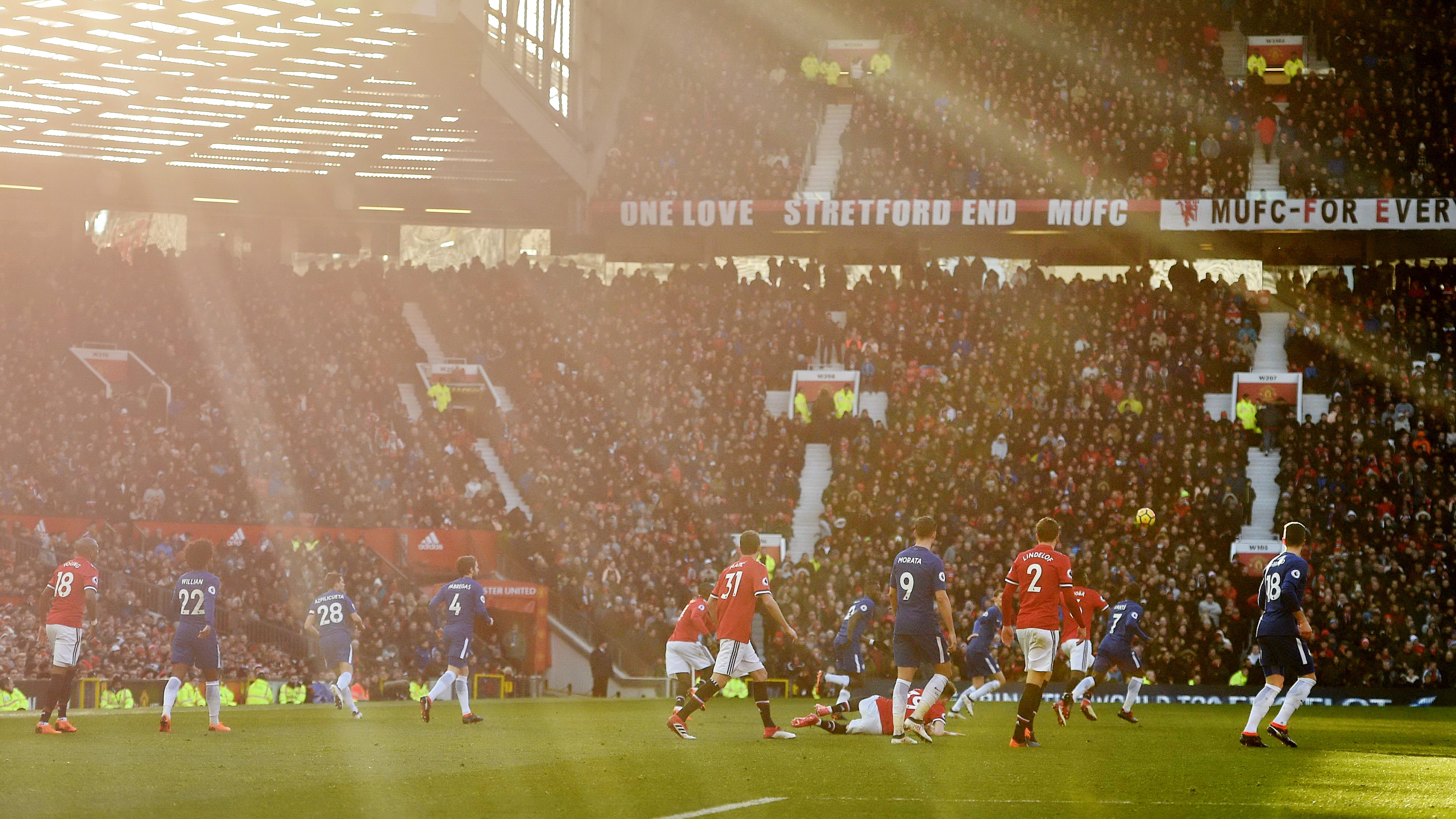 Manchester United Chelsea Premier League