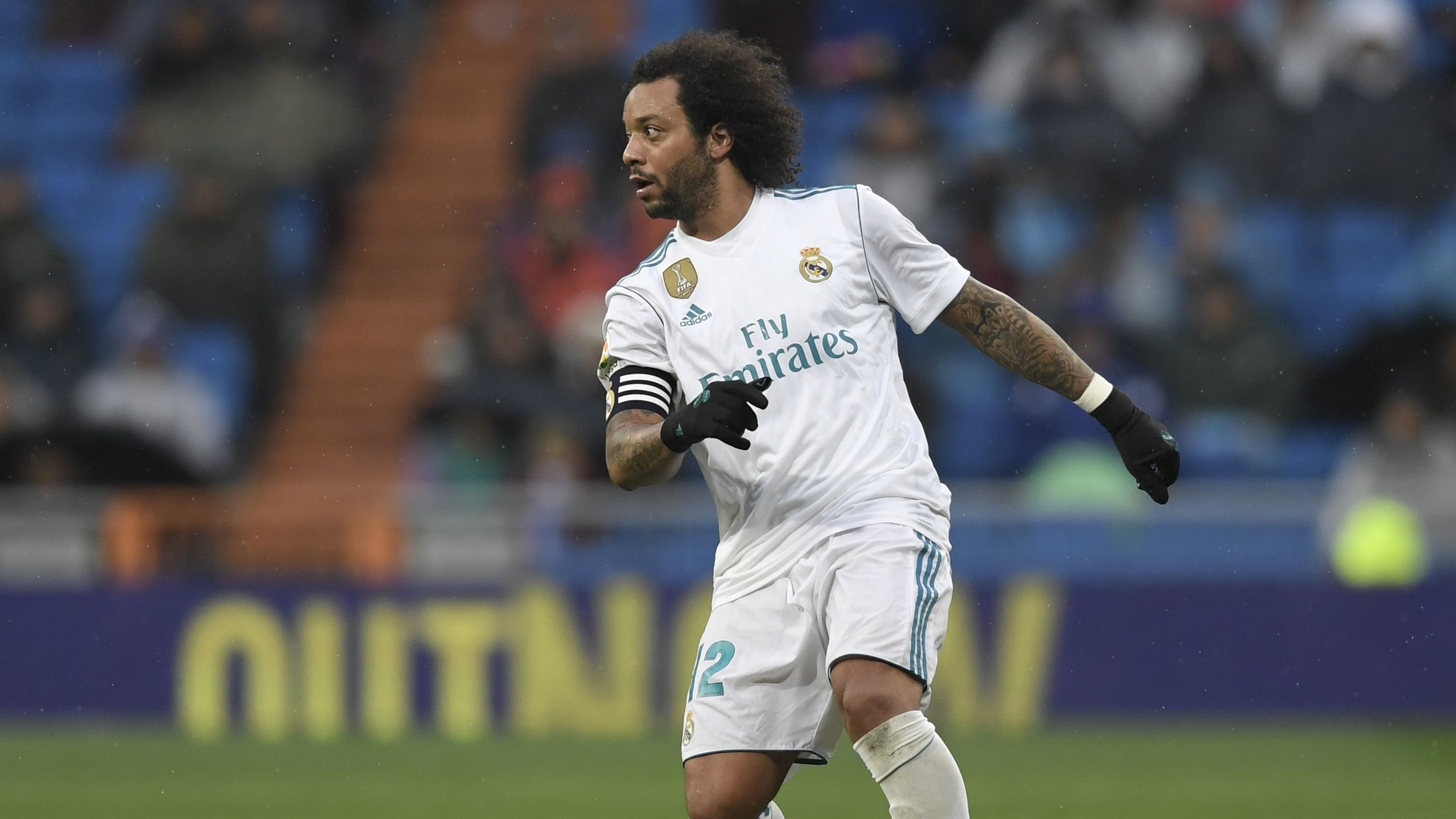 Marcelo Real Madrid Villarreal LaLiga 13012018