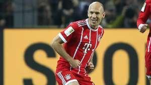Robben Bayern Dortmund Bundesliga 11042017