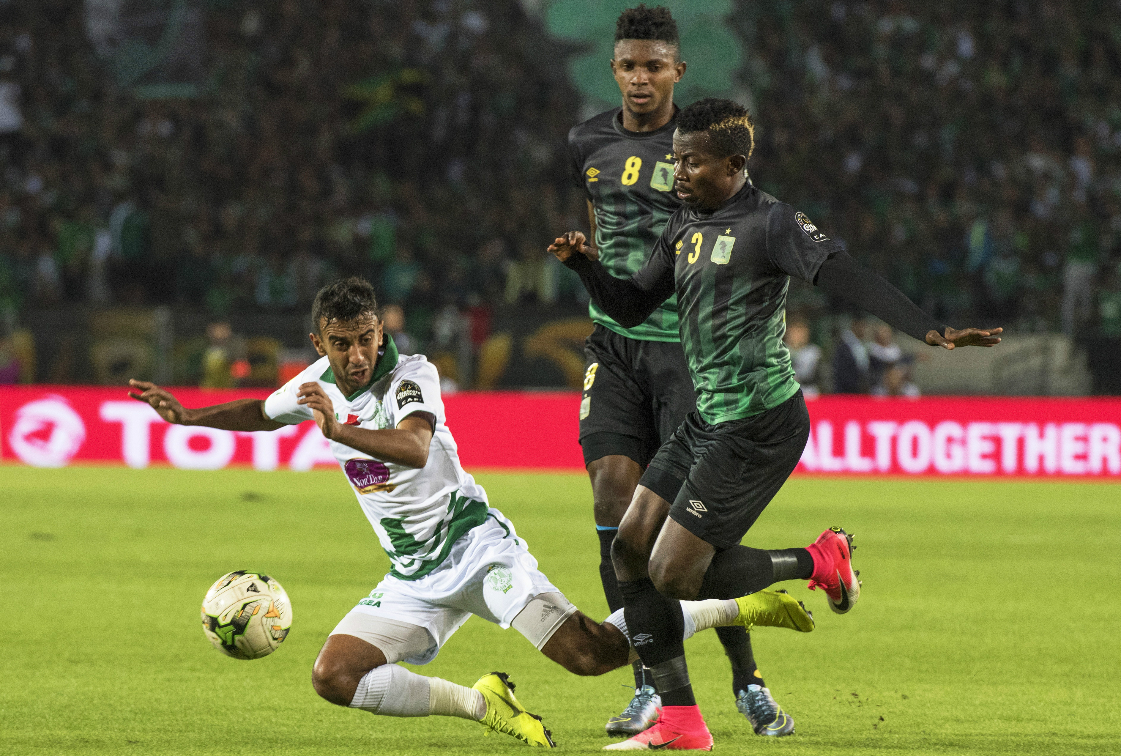 AS Vita v Raja Casablanca