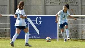 Selección argentina femenina 2019