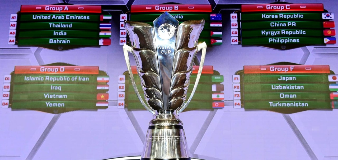 Asian Cup Trophy