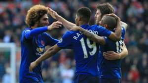 Manchester United Middlesbrough Marouane Fellaini