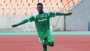 Gor Mahia striker Francis Mustapha.