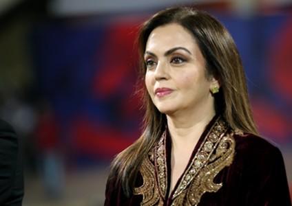Mrs. Nita Ambani