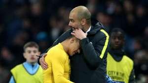 Alexis Sanchez Arsenal Pep Guardiola Manchester City