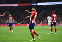 ANGEL CORREA ATLETICO MADRID HUESCA LALIGA