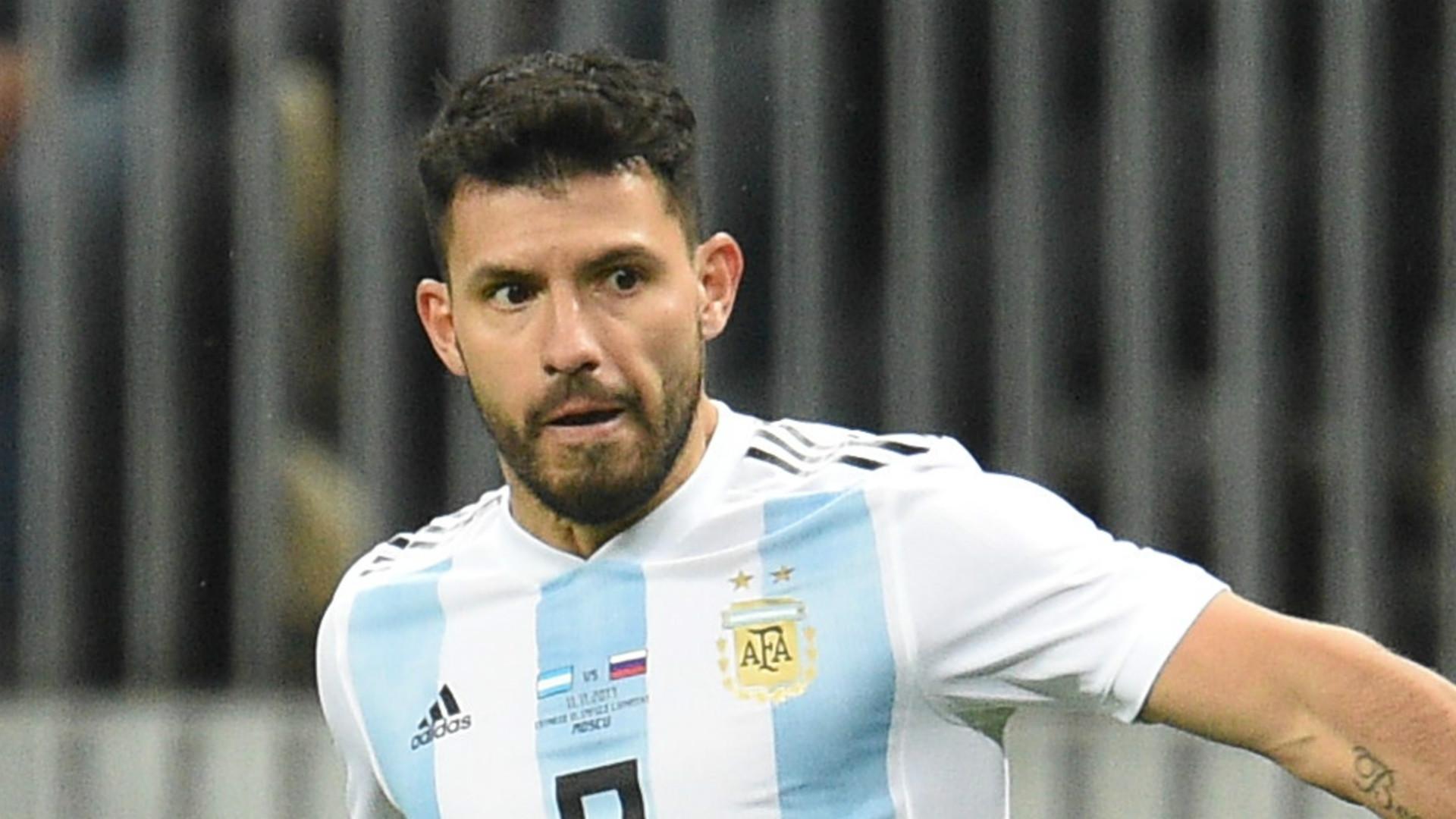 Segio Aguero Argentina