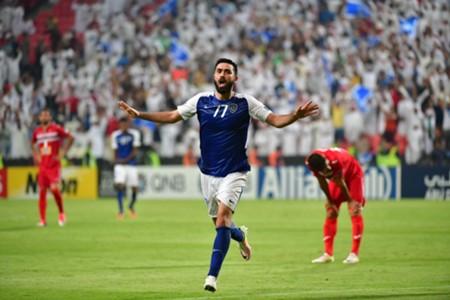 Al Hilal vs Persepolis; Omar Kharbin