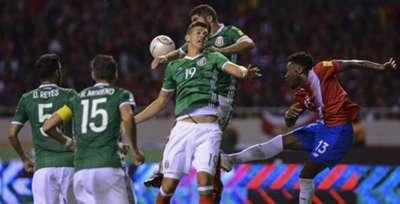 Selección mexicana César Montes 131017
