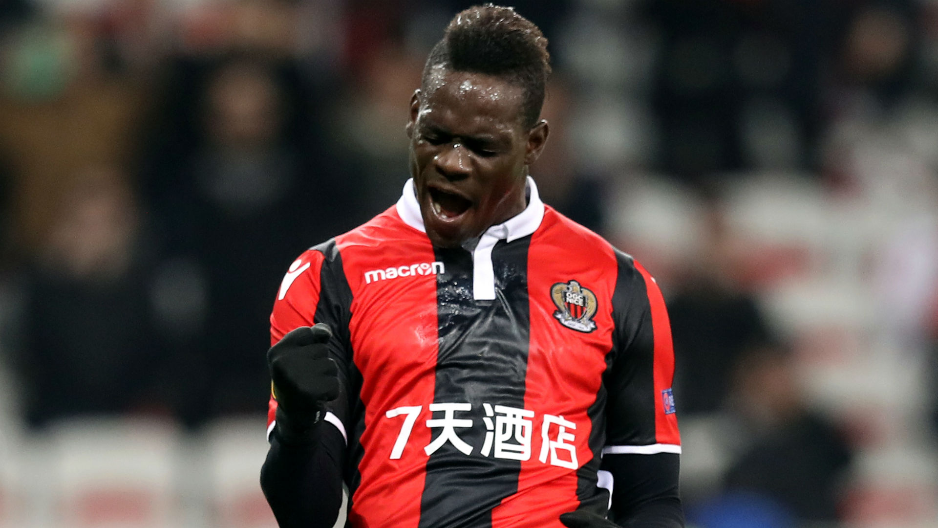 Mario Balotelli News Only Messi Ronaldo Are Better Nice Strikers Bold Claim To Be In Worlds Top  Players Goal Com